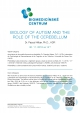 Biology of autism and the role of the cerebellum